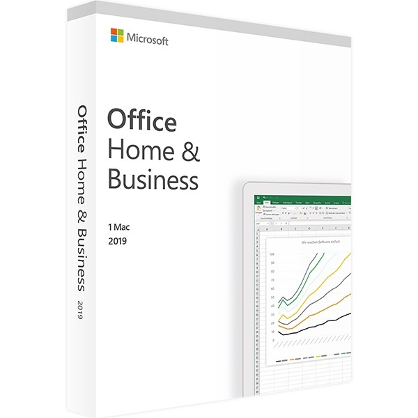 OFFICE 2019 HOME & BUSINESS FÜR MAC